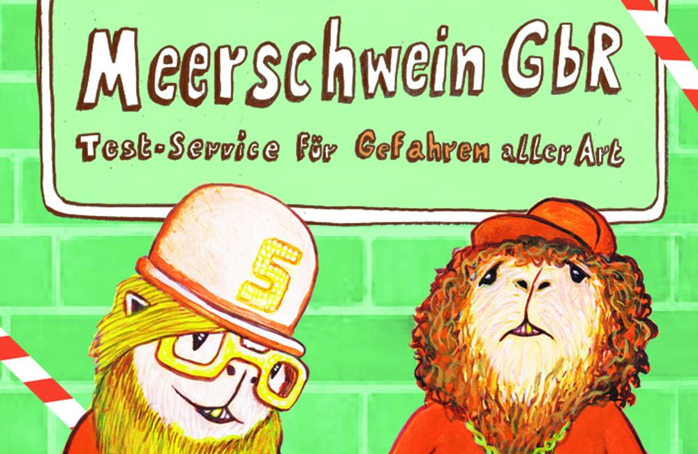 MEERSCHWEIN GBR - TESTSERVICE FüR GEFAHREN ALLER ART